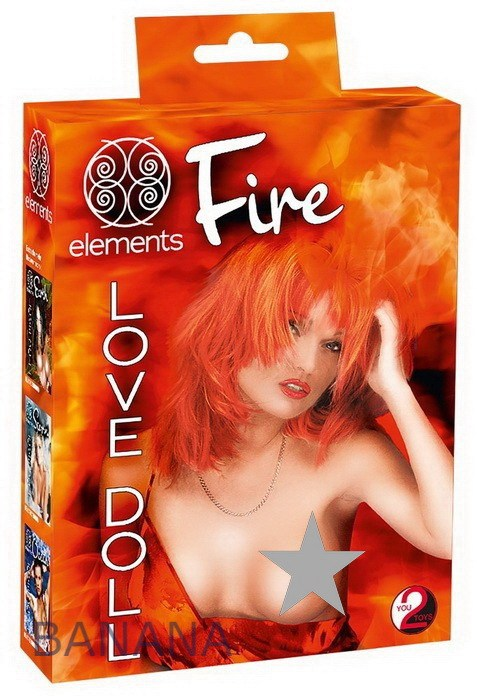 Секс кукла Fire Love Doll
