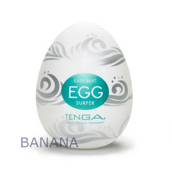 Мастурбатор Tenga Egg Surfer (Серфер)