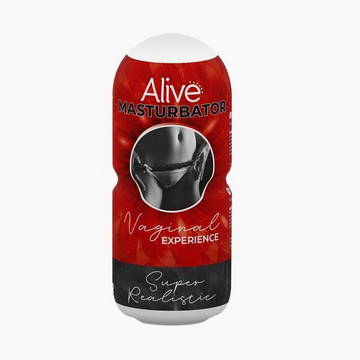 Мастурбатор-вагина Alive Vaginal Experience Super Realistic